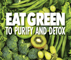 mangia verde eat green