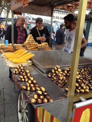 carretto turco Istanbul