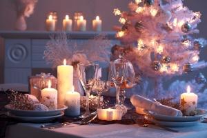 Natale tavola