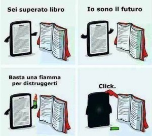 ebook i miei libri cartacei