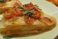 antipasto pomodori patate lasagna vegetale