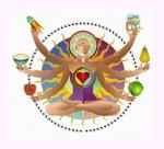 alimentazione yoga