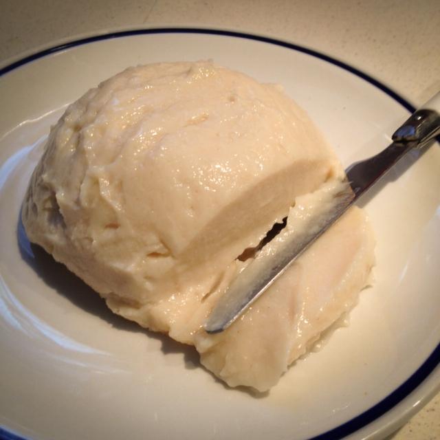 formaggio vegetale morbido
