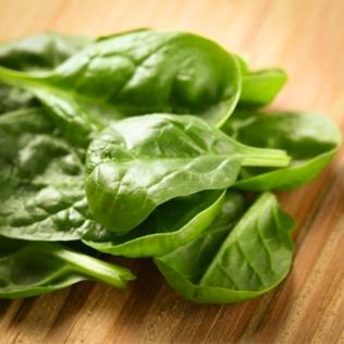 spinaci freschi