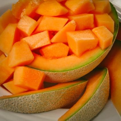 melone a dadini