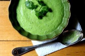 gazpacho verde VERDE