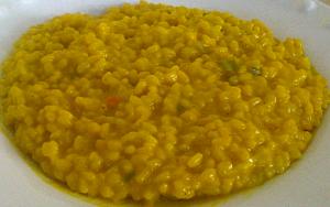 riso giallo