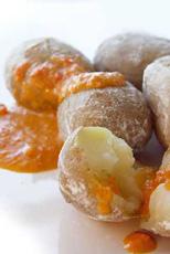 papas arrugadas (patate canarie)