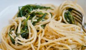 pasta spaghetti agretti