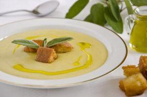 zuppa topinambur