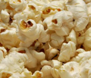 pop corn mais