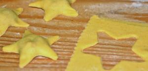 natale - tortelli di pasta