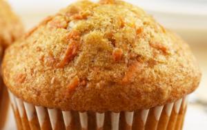 Muffin mele e carote