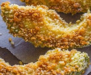 avocado fritto