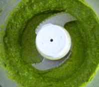 spinacini frullati