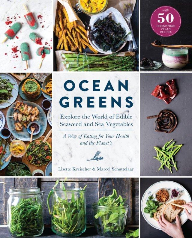libro Ocean Greens